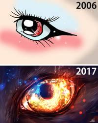 Evolution by ryky