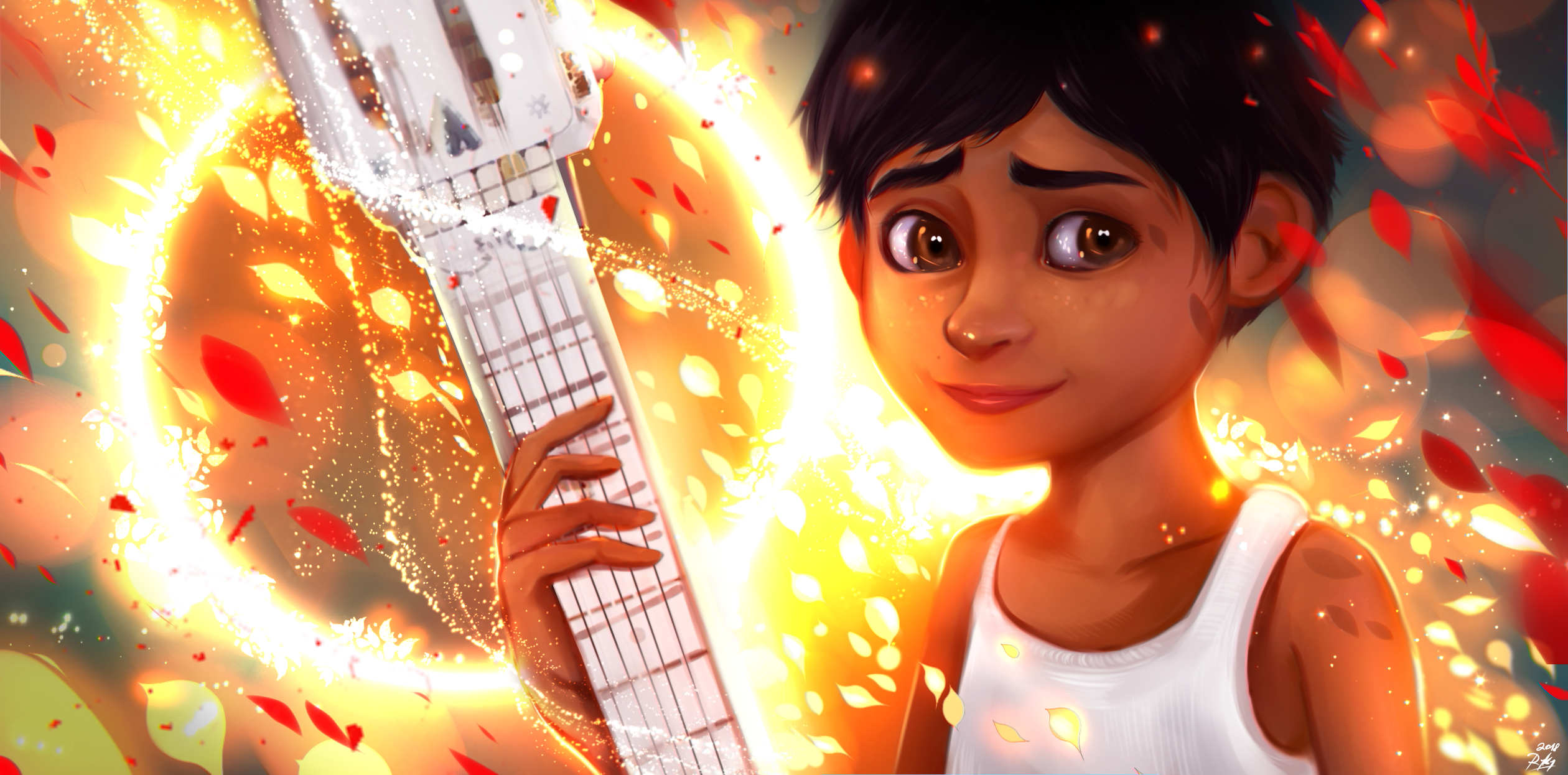 Coco by ryky