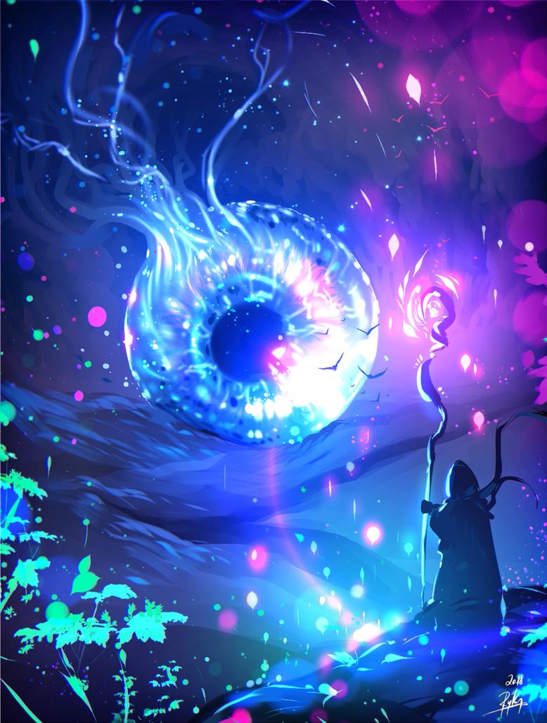 Ryky S Scenery Tutorial: New Dimension By Ryky On DeviantArt