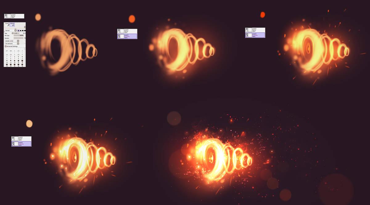 How i do the glow( EASY) by ryky
