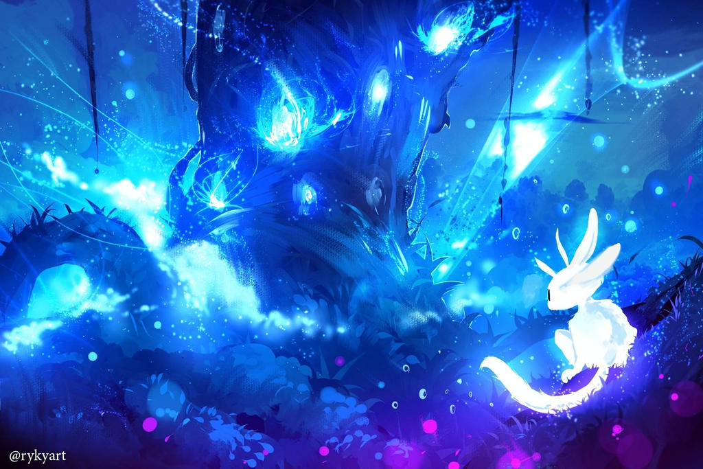 Ori And The Blind Forest By Ryky On Deviantart