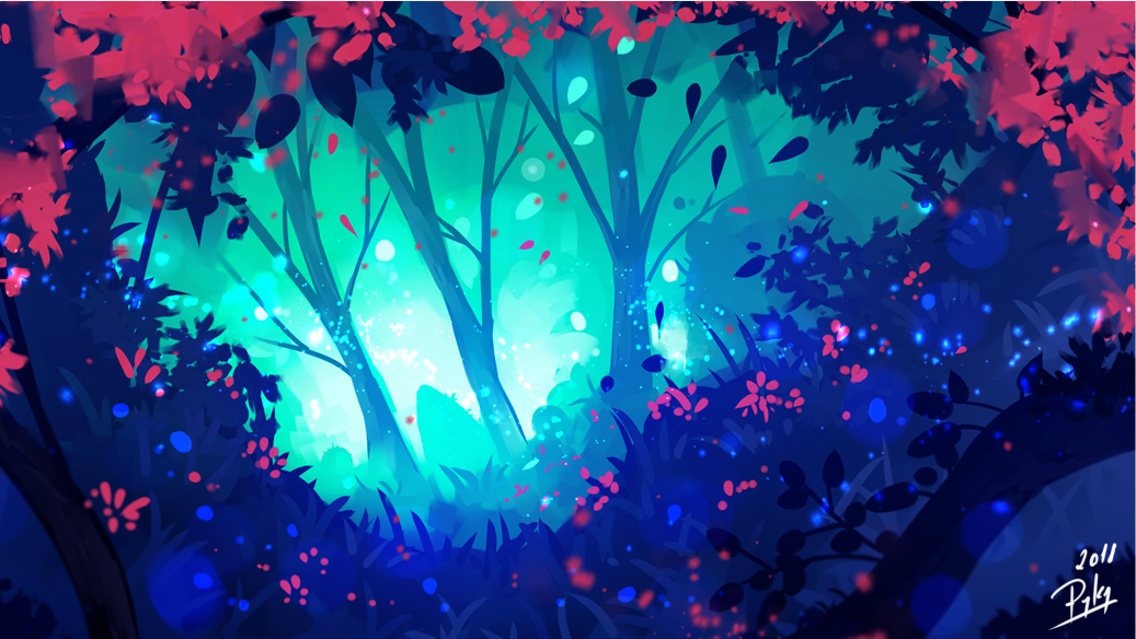 Little Forest by ryky
