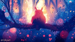 <b>Totoro</b><br><i>ryky</i>