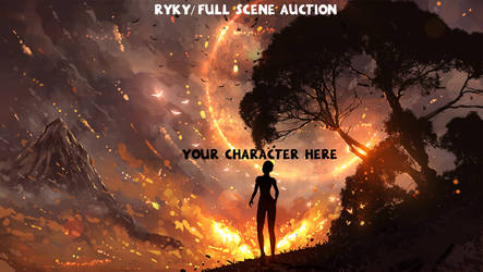 Full scene / AUCTION  1 / CLOSED by ryky