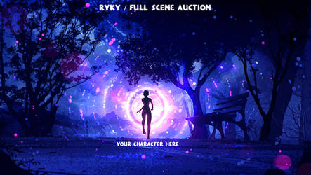 Full scene / AUCTION  4 / OPEN by ryky