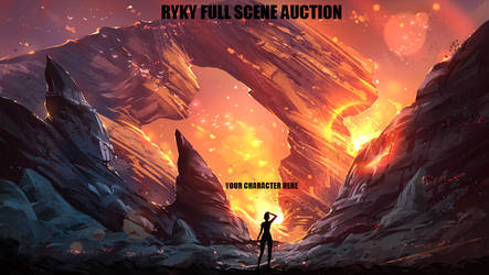 Full scene / AUCTION   11 / CLOSED by ryky