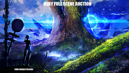 ULTRA DETAILED - Full scene / AUCTION   14 / OPEN by ryky