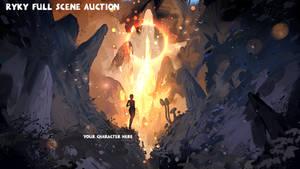 Full scene / AUCTION   19 / CLOSED