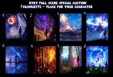 AUCTION   28 / pictures 1,6,8 OPEN