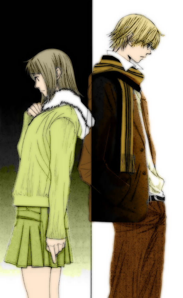Ryoki and hatsumi by dreetos