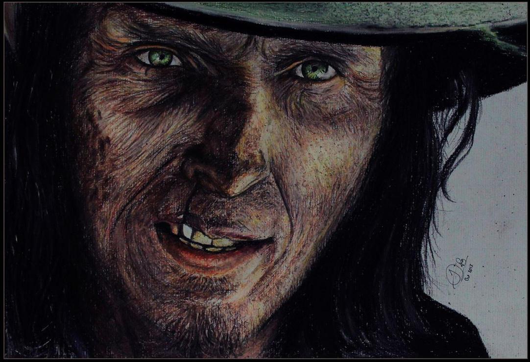 Butch Cavendish - The Lone Ranger by ZeorosKiza