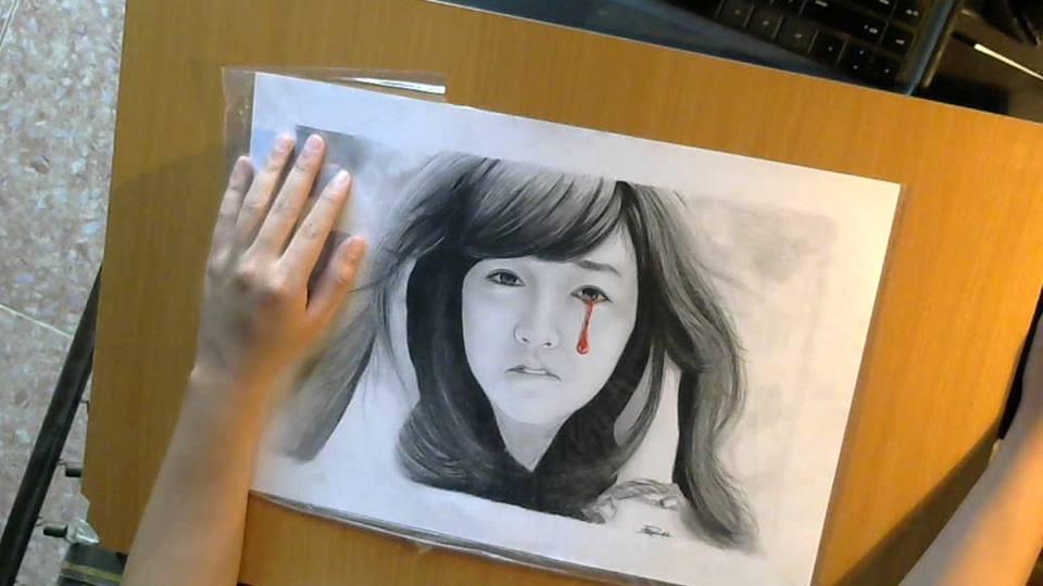Blood Tear by ZeorosKiza