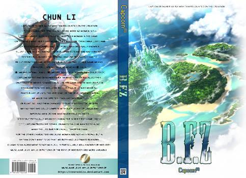 Book Cover - B.F.Z