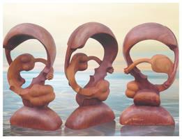 POWER OF HARMONY sculpture