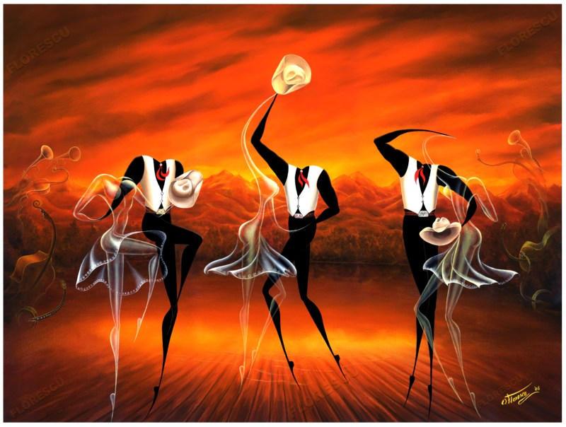 WESTERN DANCE by florescu