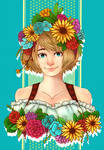 precious FlowerChild by Aliceofthecheesecake