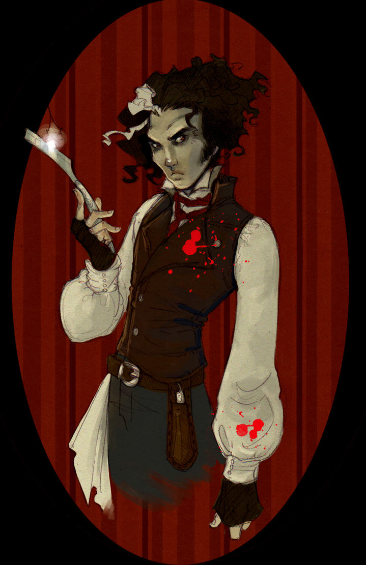 Edward scissor