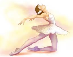 Ballerina by OlayaValle