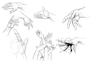More Hands by Adreean