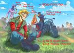 Woodstock by Adreean