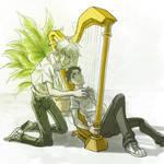 Kaworu Plays You Like A Harp