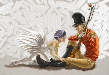 The Steadfast Tin Soldier by Adreean