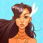 Anika by Adreean