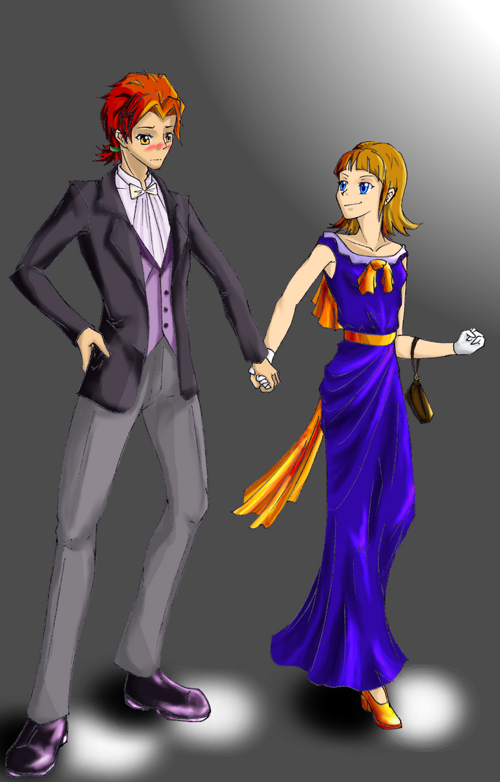 Kate x Keith Formal by Aetherya
