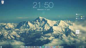 My Windows 7 Desktop