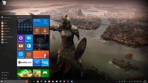My Windows 10 Desktop 2015