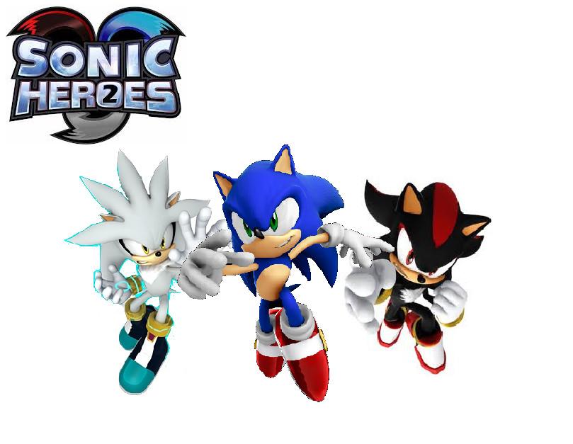 Sonic Heroes 2 скачать торрент - фото 3
