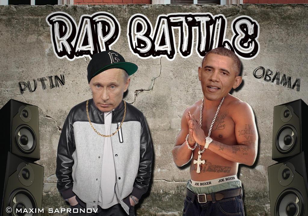 Obama Vs Vladimir