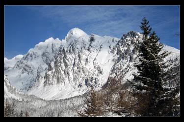 High Tatras - Lomnicky Stit by mm13-cz