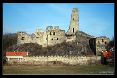 Castle Okor by mm13-cz