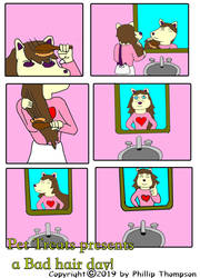 Pet Treats in Bad Hair day page 5 by Phillyphil89