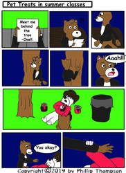 Pet Treats in summer classes page 8 by Phillyphil89