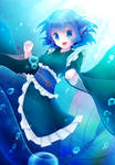 TOUHOU project - Wakasagihime