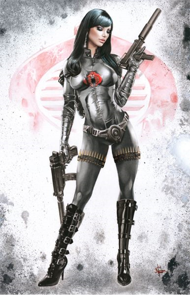 Baroness by DarkSilverStudio