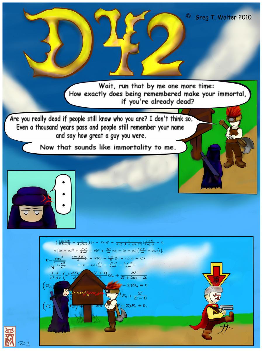 D42 Comic 1 by MrParaduo