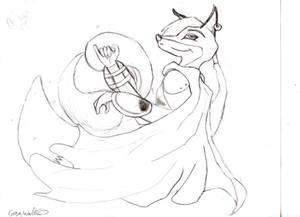 Fox Mage