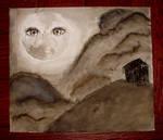luna buscando casa
