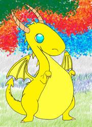 My Yellow Dragon