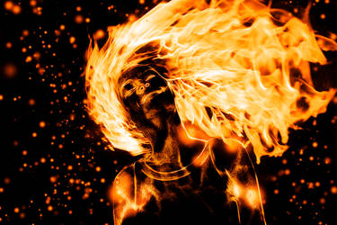 Lady of Fire