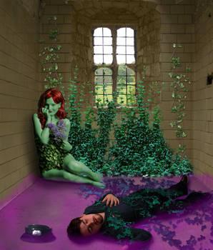 Arkham Inmates: Poison Ivy