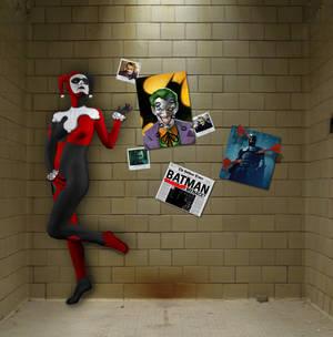 Arkham Inmates: Harley Quinn