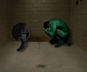Arkham Inmates: Killer Croc