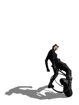 Arkham Inmates: Catwoman