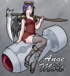 0182 Ange de la Mort