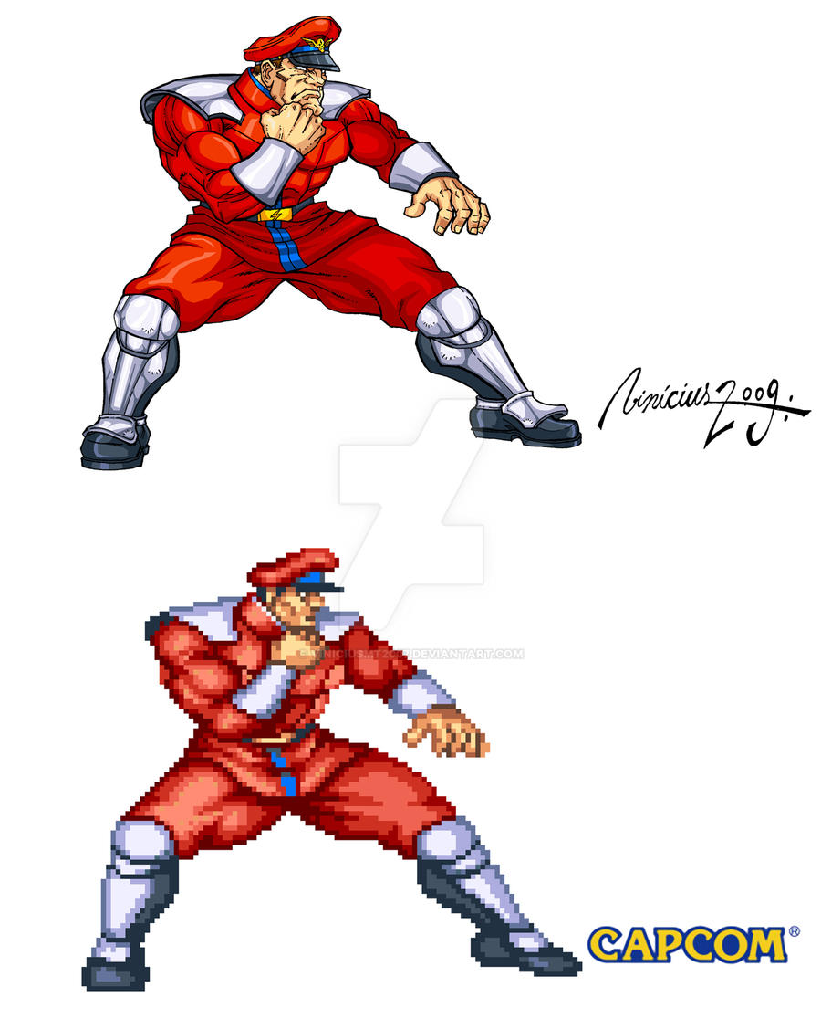 M Bison  Street Fighter Wiki  FANDOM powered by Wikia