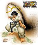 Makoto Super Street Fighter IV by viniciusmt2007